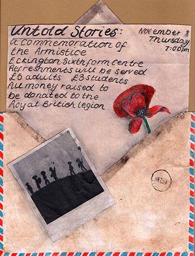 """""""Untold Stories: a Commemoration of the Armistice"""""""