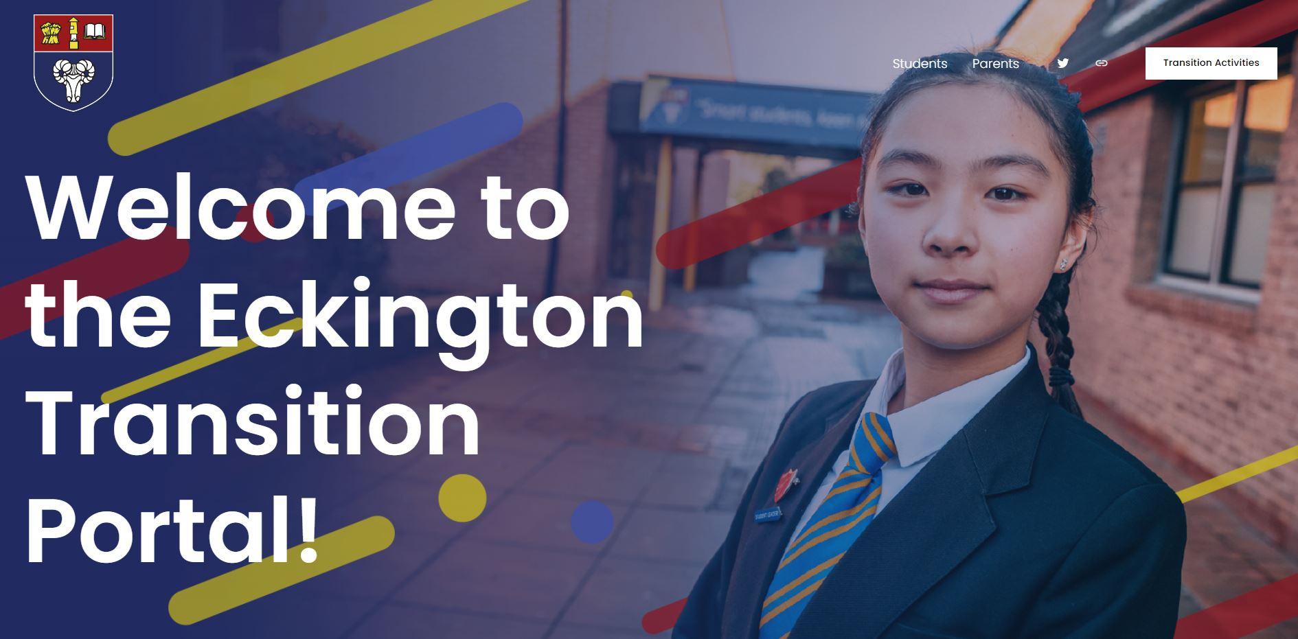 Look no further than Eckington School!